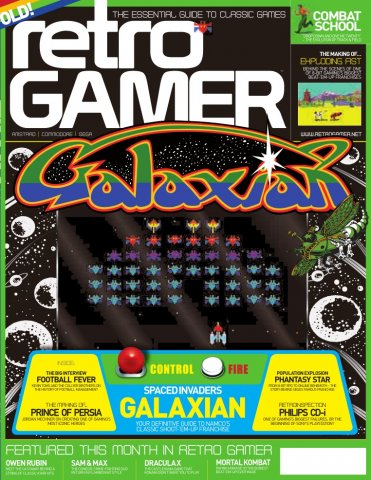 Retro Gamer Issue 032 (Xmas 2006)