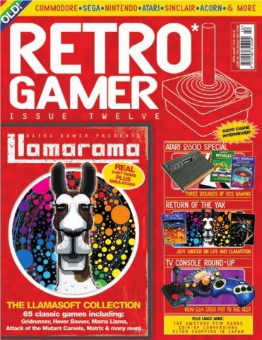 Retro Gamer Issue 012 (April 2005)