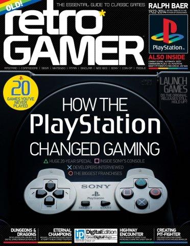 Retro Gamer Issue 137 (January 2015)