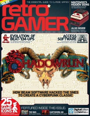 Retro Gamer Issue 120 (October 2013)