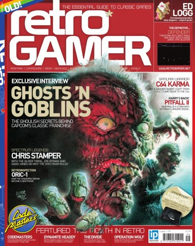 Retro Gamer Issue 029 (October 2006)