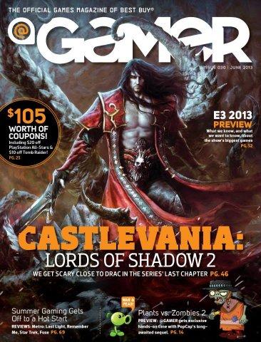 @Gamer Issue 30 (June 2013)