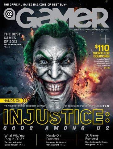@Gamer Issue 026 (January February 2013)