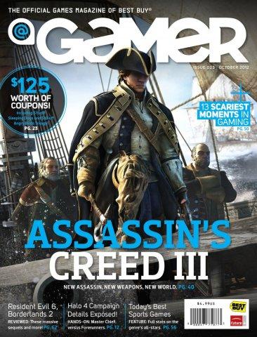 @Gamer Issue 023 (October 2012)