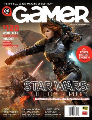 @Gamer Issue 014 (November 2011)