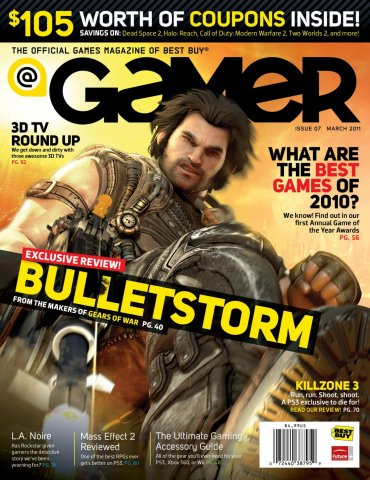 @Gamer Issue 007 (March 2011)