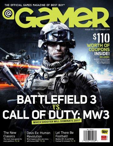 @Gamer Issue 012 (September 2011)