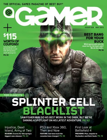 @Gamer Issue 029 (May 2013)