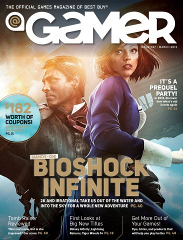 @Gamer Issue 027 (March 2013)