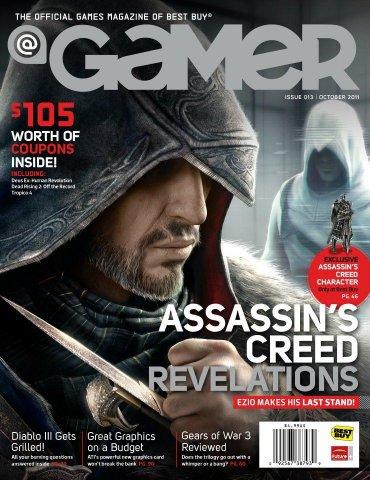@Gamer Issue 013 (October 2011)