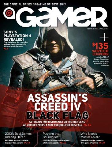 @Gamer Issue 028 (April 2013)