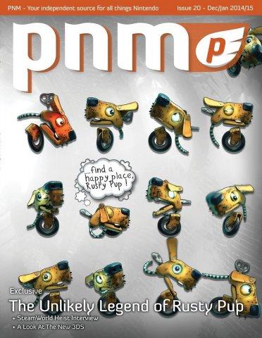 Pure Nintendo Magazine Issue 20