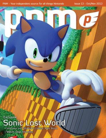 Pure Nintendo Magazine Issue 13 October/November 2013