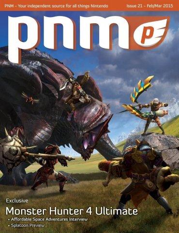 Pure Nintendo Magazine Issue 21