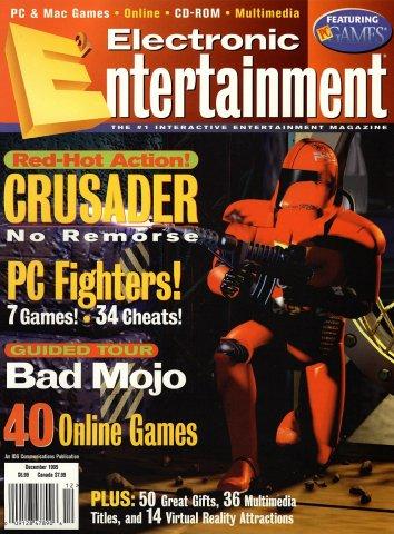 Electronic Entertainment Vol.2 No.12 (December 1995)