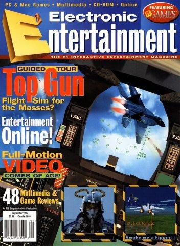Electronic Entertainment Vol.2 No.09 (September 1995)