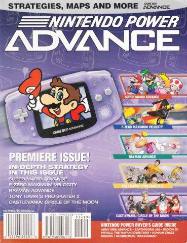 Nintendo Power Advance Issue 1