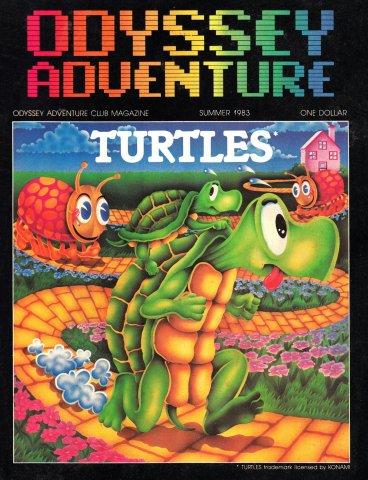 Odyssey Adventure Issue 007 (Summer 1983)