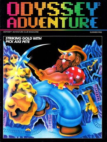 Odyssey Adventure Issue 003 (Summer 1982)