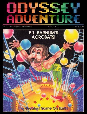 Odyssey Adventure Issue 005 (Winter 1983)