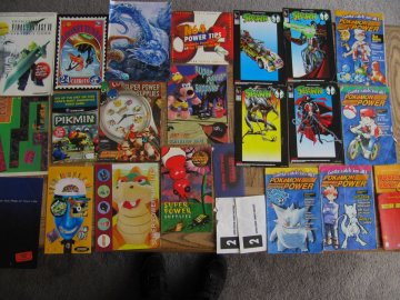 Nintendo Power Lot Picture 7