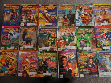 Nintendo Power Lot Picture 3