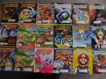 Nintendo Power Lot Picture 5