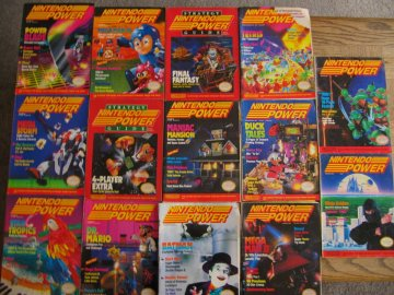 Nintendo Power Lot Picture 10