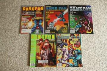 GameFan Prizes