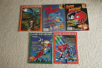 Game Informer Prizes
