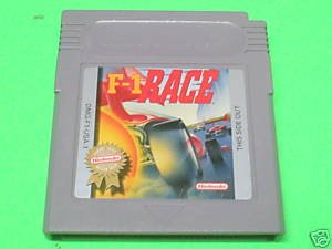 F-1 Race Gameboy
