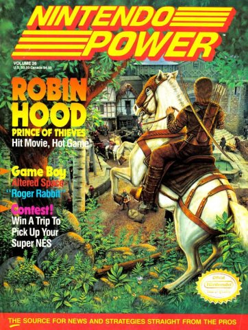 Nintendo Power Issue 026 (July 1991)