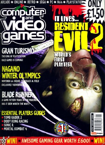 Computer And Video Games Issue 194