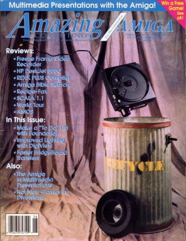 Amazing Computing Issue 075 Vol. 07 No. 06 (June 1992)