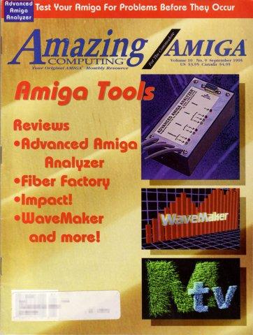 Amazing Computing Issue 111 Vol. 10 No. 09 (September 1995)
