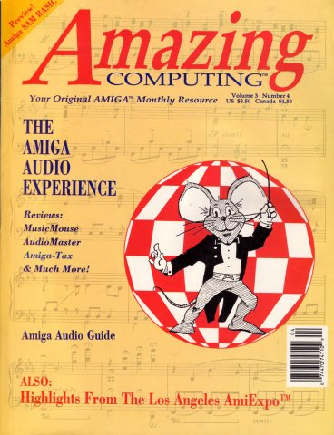 Amazing Computing Issue 025 Vol. 03 No. 04 (April 1988)