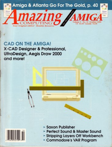 Amazing Computing Issue 055 Vol. 05 No. 10 (October 1990)