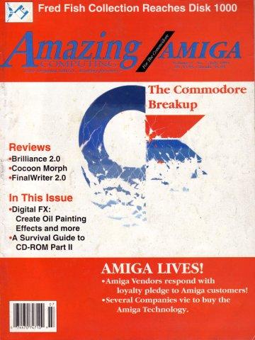 Amazing Computing Issue 100 Vol. 09 No. 07 (July 1994)