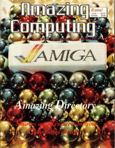 Amazing Computing Extra! (1986)