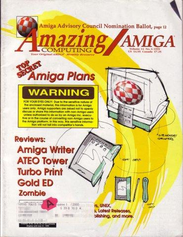 Amazing Computing Issue 155 Vol. 14 No. 06 (June 1999)
