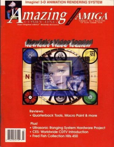 Amazing Computing Issue 060 Vol. 06 No. 03 (March 1991)