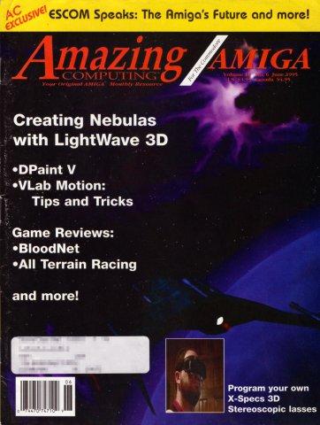 Amazing Computing Issue 108 Vol. 10 No. 06 (June 1995)