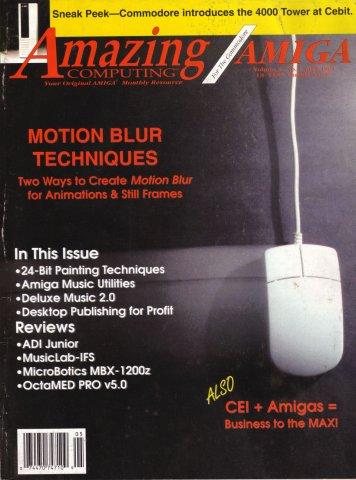 Amazing Computing Issue 098 Vol. 09 No. 05 (May 1994)
