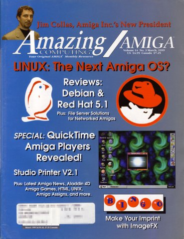 Amazing Computing Issue 152 Vol. 14 No. 03 (March 1999)