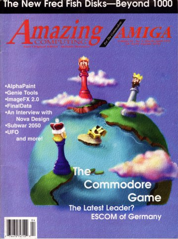 Amazing Computing Issue 106 Vol. 10 No. 04 (March-April 1995)