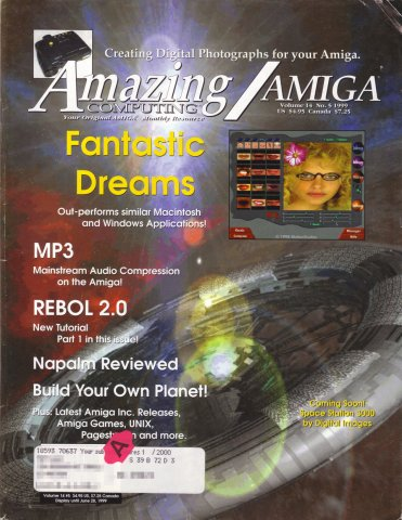 Amazing Computing Issue 154 Vol. 14 No. 05 (May 1999)