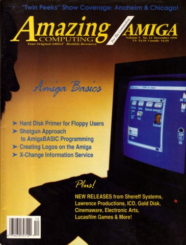 Amazing Computing Issue 057 Vol. 05 No. 12 (December 1990)
