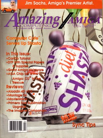 Amazing Computing Issue 097 Vol. 09 No. 04 (April 1994)