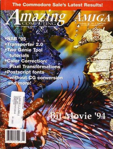 Amazing Computing Issue 107 Vol. 10 No. 05 (May 1995)
