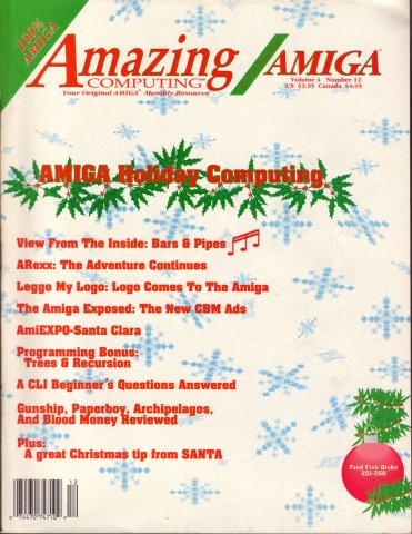 Amazing Computing Issue 045 Vol. 04 No. 12 (December 1989)